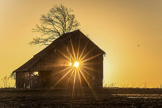 The Sun Rises by Garett Gabriel