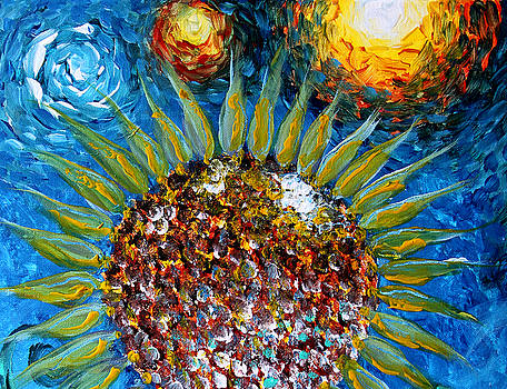 The Sun, The Moon, and You by J Vincent Scarpace
