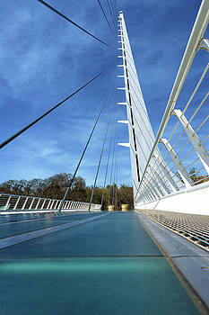 The Sundial Bridge by James Eddy