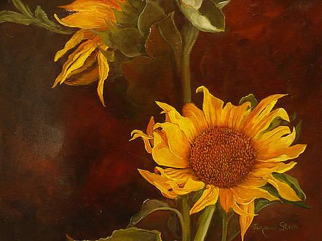 The Sunflower by Jeanene Stein