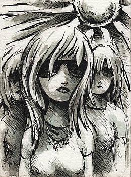 The Sunglass Girls by Rachel Christine Nowicki