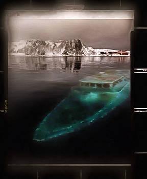 The Sunken Yacht by Mario Carini