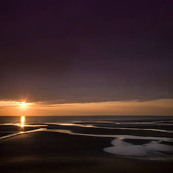 Angel  Tarantella - the sunset