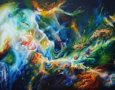 The Supreme Nebula by Leonard Aitken