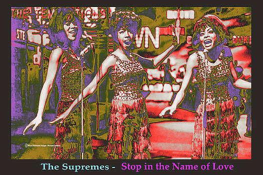The Supremes by Michael Chatman