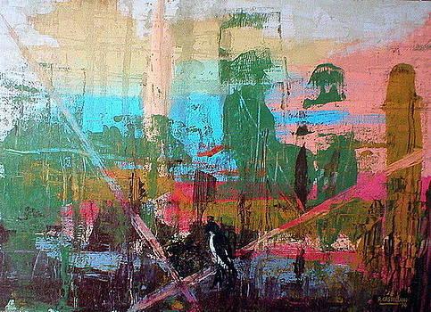 The swallow by Ramon Castellano de Torres