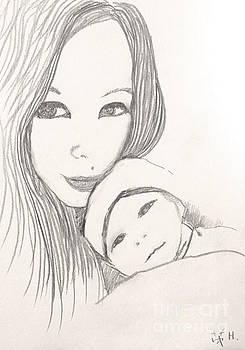 The sweetest gift from heaven1 by Wonju Hulse