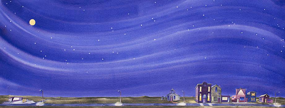 The Sweetest Little Town In the Prairie III by Scott Kirby