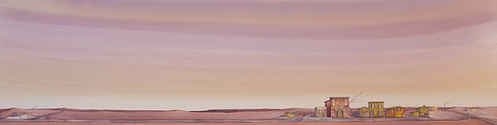 The Sweetest Little Town on the High Plains by Scott Kirby