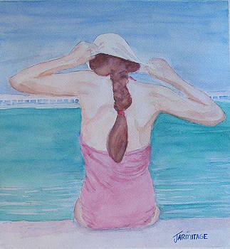 Jenny Armitage - The Swim Cap