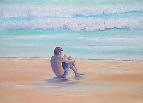 The Swimmer by Elizabeth Lock