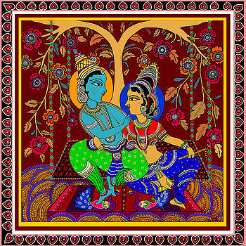 The Swinging Passions                         by Latha Gokuldas Panicker