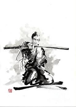 The Sword by Mariusz Szmerdt