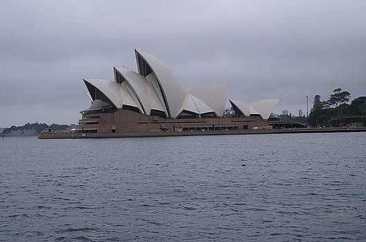 The Sydney Opera House  by Brian Leverton
