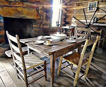 Joe Duket - The Table is Set