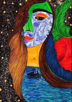 The tale of a Siren. by Tejsweena Krishan