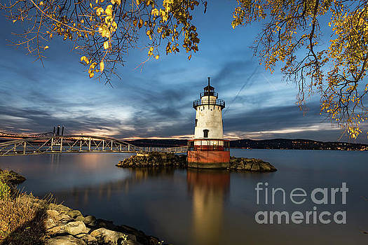 The Tarrytown Lighthouse by Zawhaus Photography