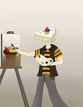 The Tasty Artist by Dan Park