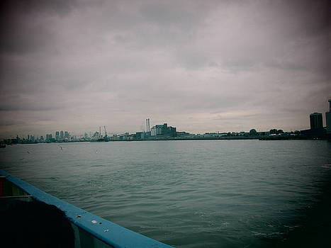 The TATE AND LYLE FROM WOOLWICH ARSENAL - LONDON by Mudiama Kammoh