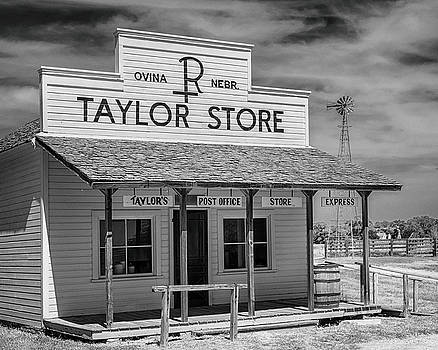 Susan Rissi Tregoning - The Taylor Ranch Store