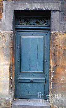 Jost Houk - The Teal Door