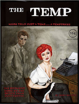 The Temp by Robin DeLisle