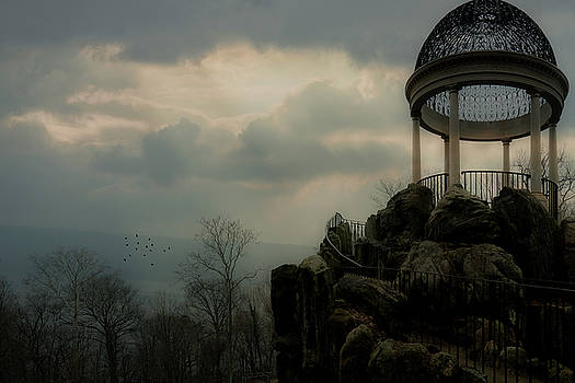 Chris Lord - The Temple Of Love Overlook