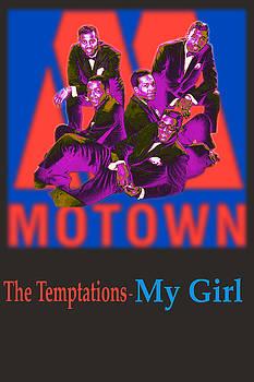 The Temptations by Michael Chatman