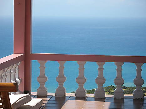 The Terrace by France Garrido