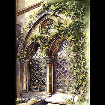 The Thinker's Window by Cheryl Wooten