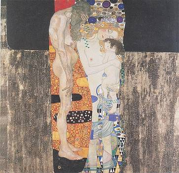KLIMT - The Three Ages of Woman