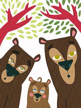 The Three Bears by Nicole Wilson