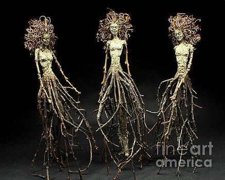 The Three Graces Dance by Adam Long