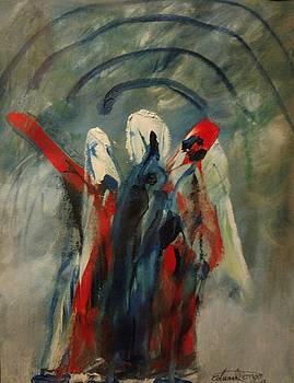 The Three Kings of Christmas by Edward Longo