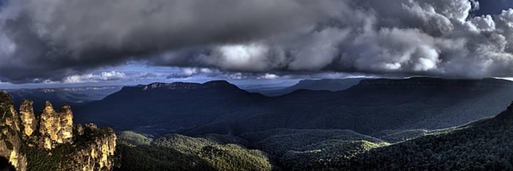 David Iori - The Three Sisters Echo Point Katoomba The Blue Mountains Australia