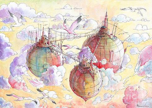 The Three Worlds by Luca Massone