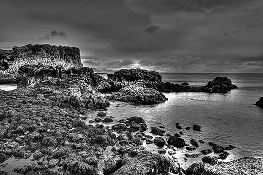 Matt Swinden - The Tide Pools at Hellnar at low tid