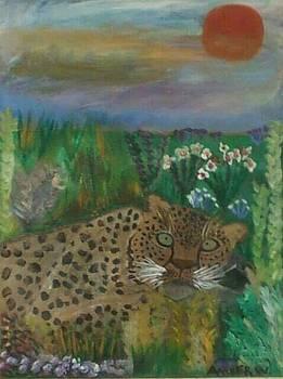 The Tigar by Amber Waltmann