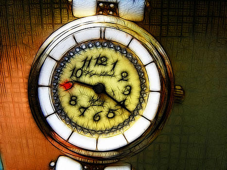 The Time is 9 20 by Bobbie Barth