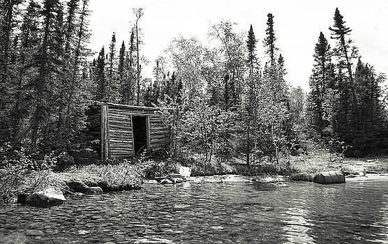 The Timeless Cabin by Paki O'Meara