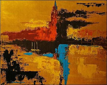 The Timeless Land by Scott Haley