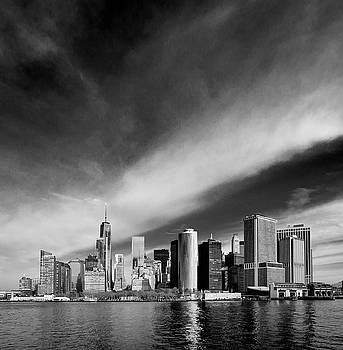 The Tip of New York by Dave Schmidt