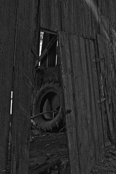 Jason Blalock - The Tire The Doorway And The Hanger