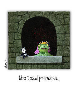 Will Bullas - the toad princess...