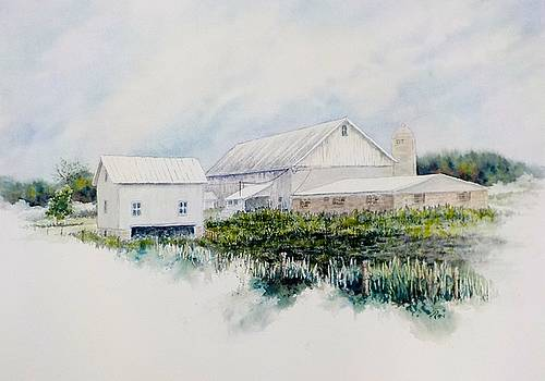 The Torgerson Farm by Carolyn Rosenberger