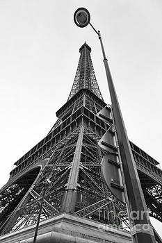 The Tower and A Pole by Hitendra SINKAR