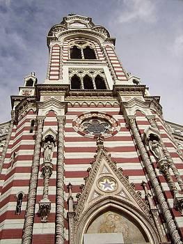 The Tower Church by Jairo Rodriguez
