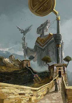 The Tower by Octavio Cordova