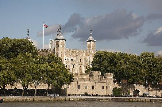 The Tower of London. by Christopher Rowlands