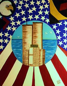 The Towers by Iris  Mora